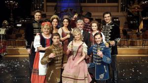 Operetta Night with the Stars of the Operetta Theatre of Budapest
