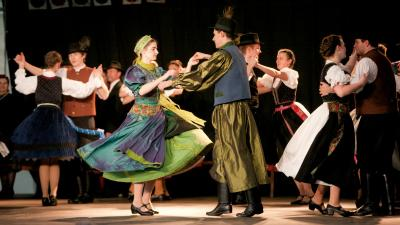 Flavours, Dances, Good Neighbours including Folklore and World music Festival