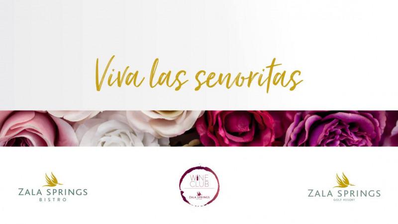 Viva La Senoritas - Sangria & Tapas Nőnapi Parti