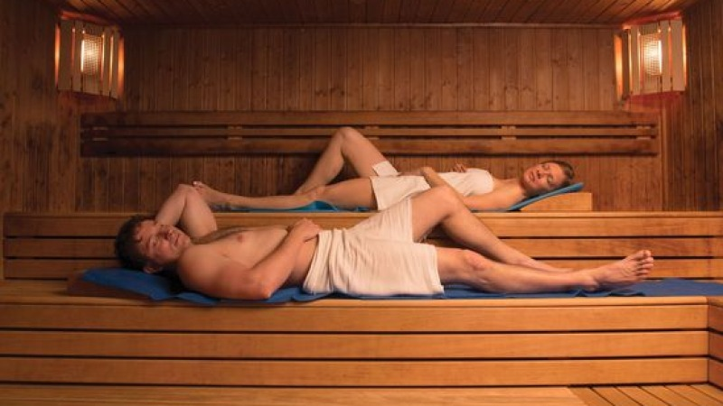 Did you know that in Hévíz you can choose from 15 types of sauna?