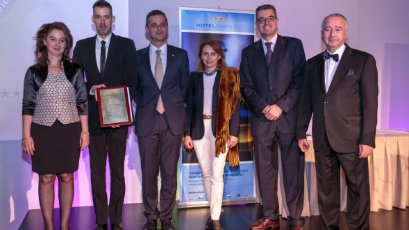Hotel Európa fit****superior is the 'Hotel of the Year 2014'