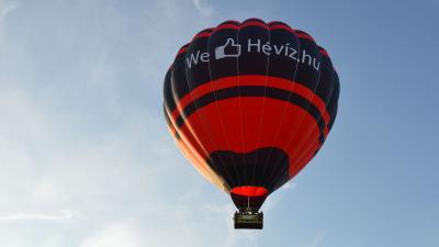 Hot air balloon rides - Balaton Ballooning