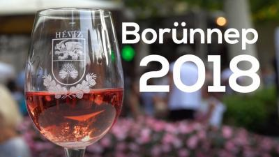 Weinlesefestival in Bad Hévíz 2018