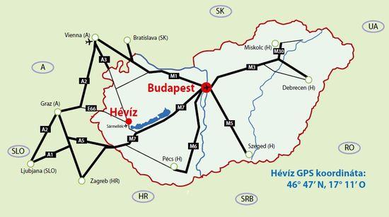 How Can You Reach Heviz Heviz Hu